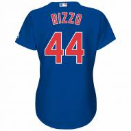 Chicago Cubs Anthony Rizzo Women's Replica Royal Alternate Baseball Jersey