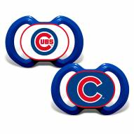 Chicago Cubs Baby Pacifier 2-Pack