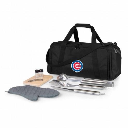Chicago Cubs BBQ Kit Cooler