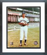 Chicago Cubs Billy Williams Posed Framed Photo