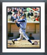 Chicago Cubs Billy Williams Swinging Framed Photo