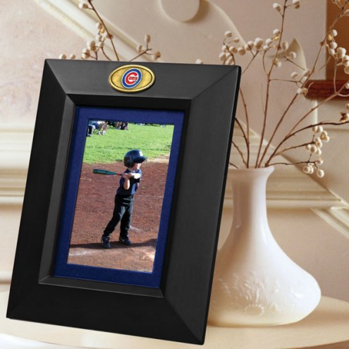 Chicago Cubs Black Picture Frame