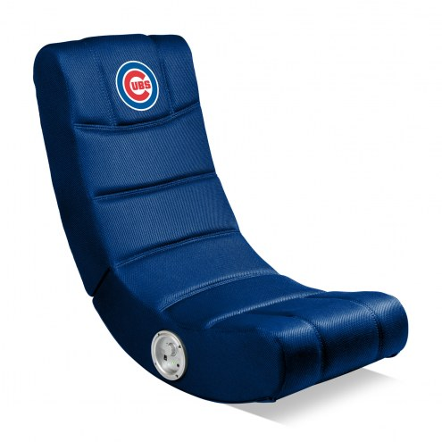 Chicago Cubs Bluetooth Gaming Chair