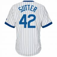 Chicago Cubs Bruce Sutter Cooperstown Replica Baseball Jersey