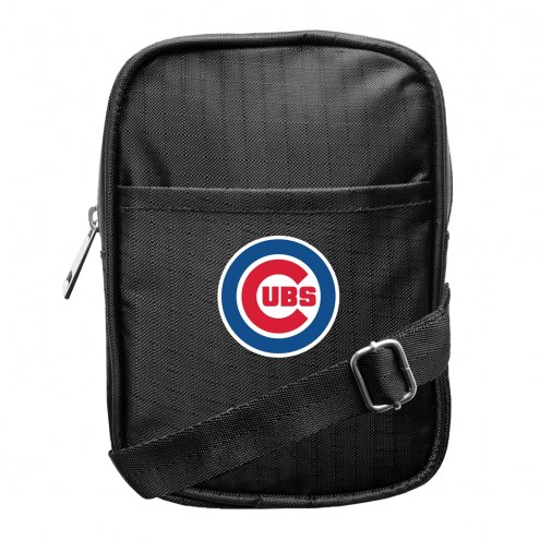 Chicago Cubs Camera Crossbody Bag