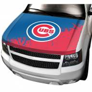 Chicago Cubs Car Hood Cover