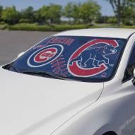 Chicago Cubs Car Sun Shade
