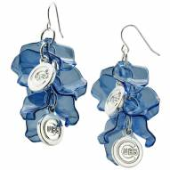 Chicago Cubs Celebration Dangle Earrings