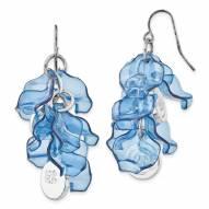 Chicago Cubs Celebration Dangle Earrings