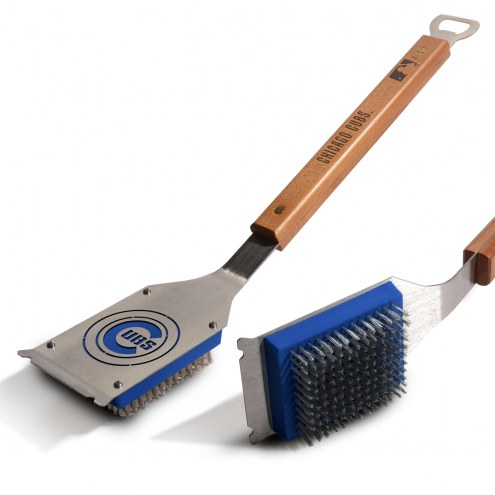 Chicago Cubs Classic Grill Brush