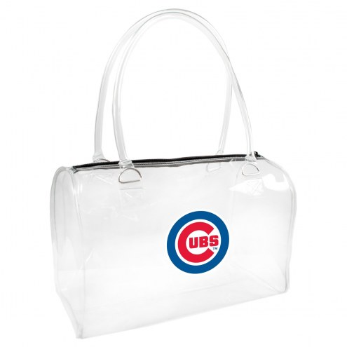 Chicago Cubs Clear Bowler