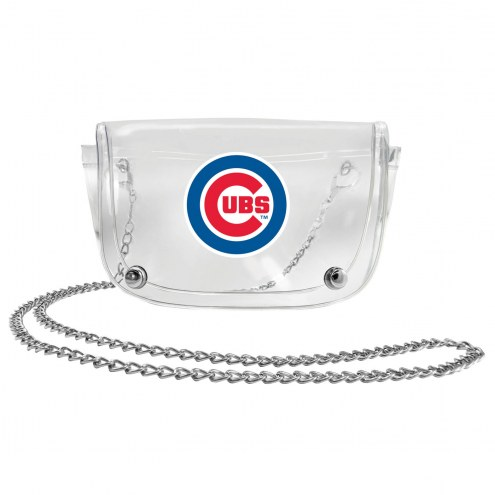 Chicago Cubs Clear Waistpack
