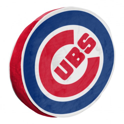 Chicago Cubs Cloud Travel Pillow