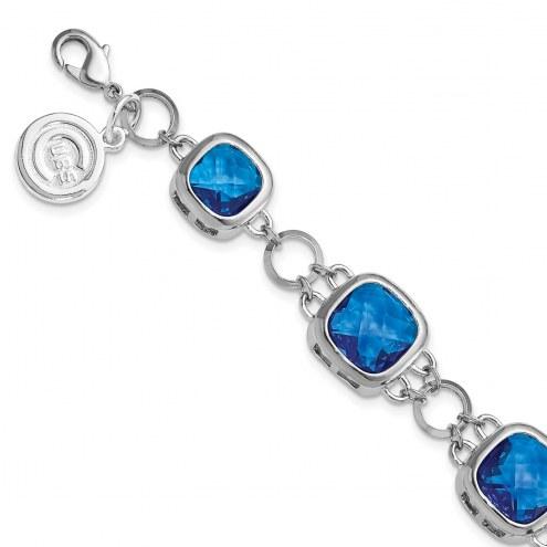 Chicago Cubs Crystal Legend Bracelet