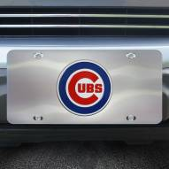 Chicago Cubs Diecast License Plate