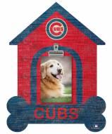 Chicago Cubs Dog Bone House Clip Frame