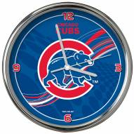 Chicago Cubs Dynamic Chrome Clock
