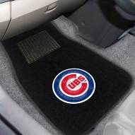 Chicago Cubs Embroidered Car Mats