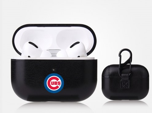 Chicago Cubs Fan Brander Apple Air Pod Pro Leather Case