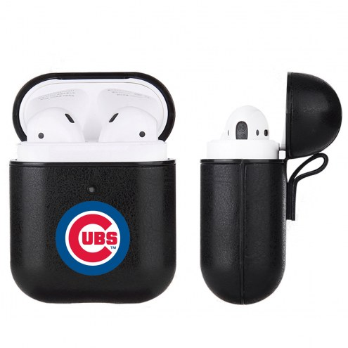 Chicago Cubs Apple Air Pod Leatherette