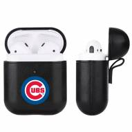 Chicago Cubs Apple Air Pod Leatherette
