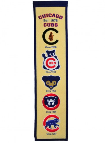 Chicago Cubs Fan Favorite Banner