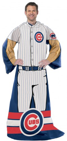 Chicago Cubs Full Body Comfy Throw Blanket