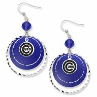Chicago Cubs Game Day Earrings