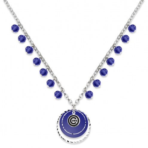 Chicago Cubs Game Day Necklace
