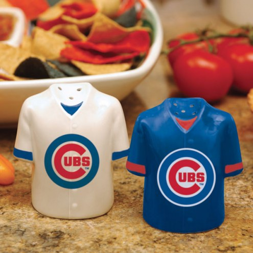Chicago Cubs Gameday Salt and Pepper Shakers