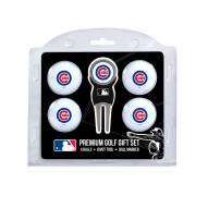 Chicago Cubs Golf Ball Gift Set