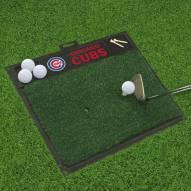 Chicago Cubs Golf Hitting Mat