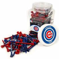 Chicago Cubs 175 Golf Tee Jar