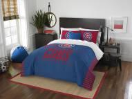 Chicago Cubs Grand Slam Full/Queen Comforter Set