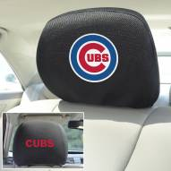 Chicago Cubs Headrest Covers