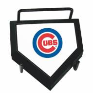 Chicago Cubs Home Plate Coaster Set