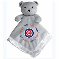 Chicago Cubs Infant Bear Security Blanket