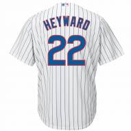 Chicago Cubs Jason Heyward Replica Home Baseball Jersey