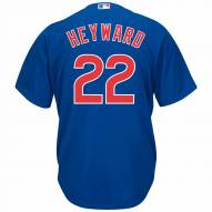 Chicago Cubs Jason Heyward Replica Royal Alternate Baseball Jersey