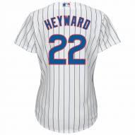Chicago Cubs Jason Heyward Women's Replica Home Baseball Jersey