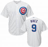 Chicago Cubs Javier Baez Replica Home Baseball Jersey