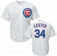 Chicago Cubs Jon Lester Replica Home Baseball Jersey