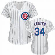 Chicago Cubs Jon Lester Women's Replica Home Baseball Jersey