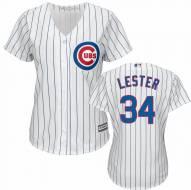 Chicago Cubs Jon Lester Women's Replica Home Baseball Jersey