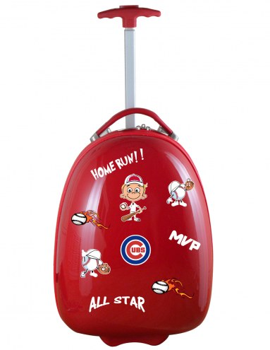 Chicago Cubs Kid's Luggage
