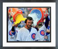 Chicago Cubs Kris Bryant Action Framed Photo