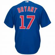 Chicago Cubs Kris Bryant Replica Royal Alternate Baseball Jersey