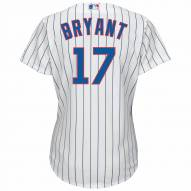 Chicago Cubs Kris Bryant Women's Replica Home Baseball Jersey