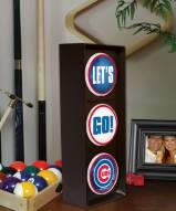 Chicago Cubs Let's Go Light