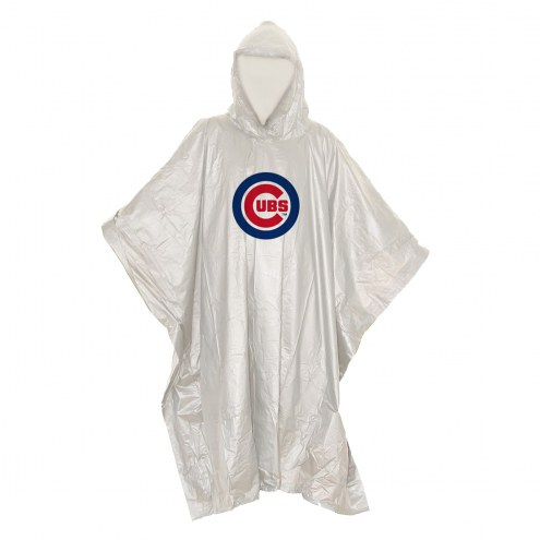 Chicago Cubs Lightweight Poncho